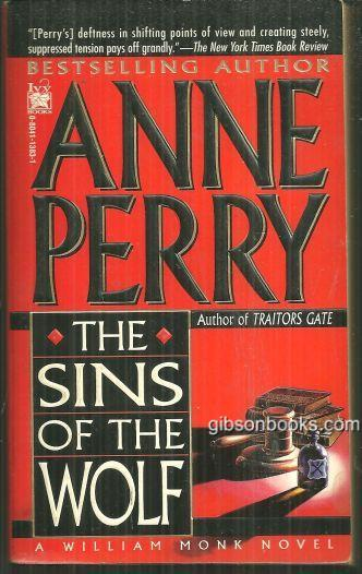 SINS OF THE WOLF, Perry, Anne