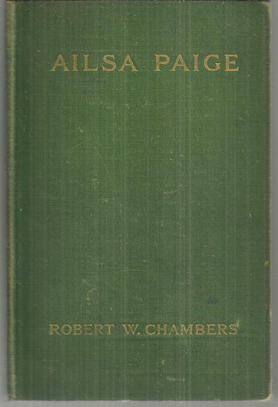 AILSA PAIGE A Novel, Chambers, Robert