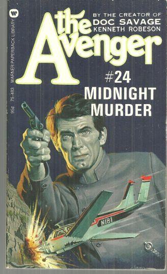 MIDNIGHT MURDER, Robeson, Kenneth