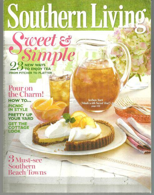 SOUTHERN LIVING - Southern Living Magazine May 2011