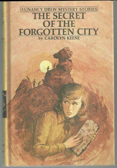 SECRET OF THE FORGOTTEN CITY, Keene, Carolyn