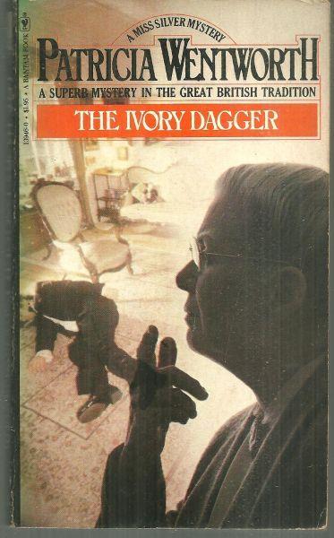 IVORY DAGGER, Wentworth, Patricia