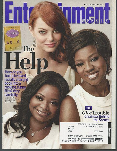 ENTERTAINMENT WEEKLY MAGAZINE AUGUST 12, 2011, Entertainment Weekly