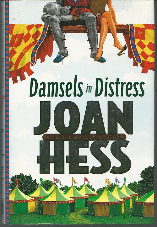 DAMSELS IN DISTRESS, Hess, Joan