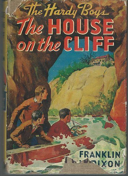 DIXON, FRANKLIN - House on the Cliff
