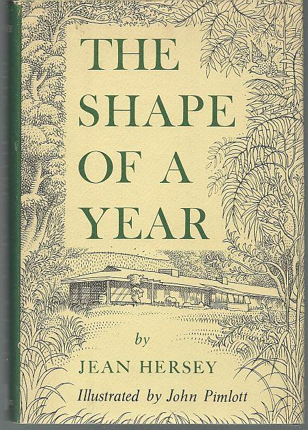 SHAPE OF A YEAR, Hersey, Jean