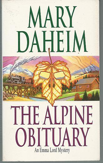 ALPINE OBITUARY, Daheim, Mary