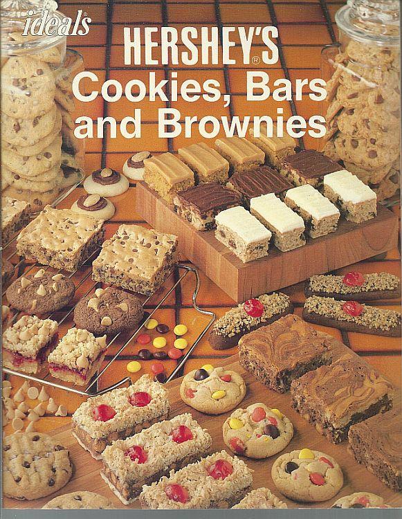 HERSHEY'S COOKIES, BARS AND BROWNIES, Hogan, Julie editor