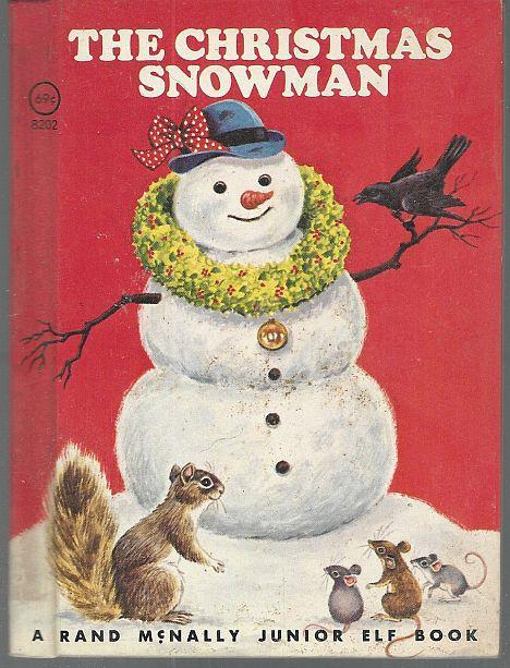 CHRISTMAS SNOWMAN, Sherman, Diane