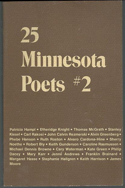 25 MINNESOTA POETS #2, Yesner, Seymour editor