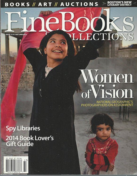 FINE BOOKS AND COLLECTIONS MAGAZINE AUTUMN 2014, Fine Books and Collections