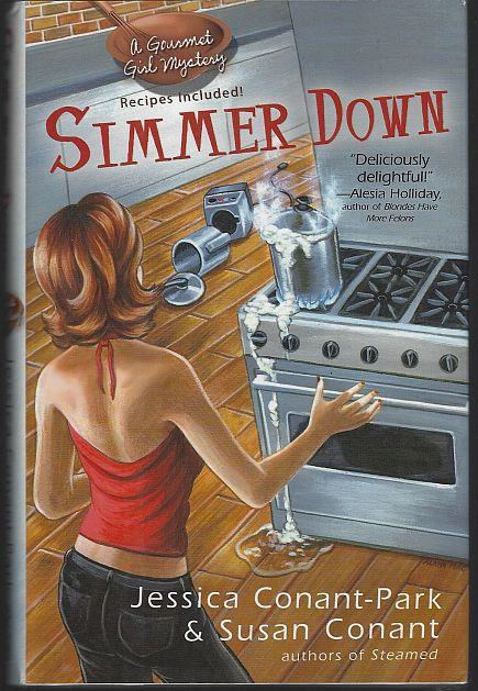 SIMMER DOWN, Conant-Park, Jessica and Susan Conant