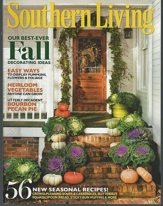 SOUTHERN LIVING - Southern Living Magazine October 2011