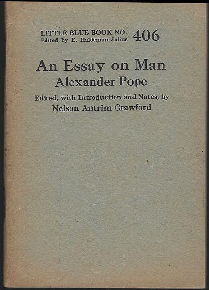 ESSAY ON MAN, Pope, Alexander
