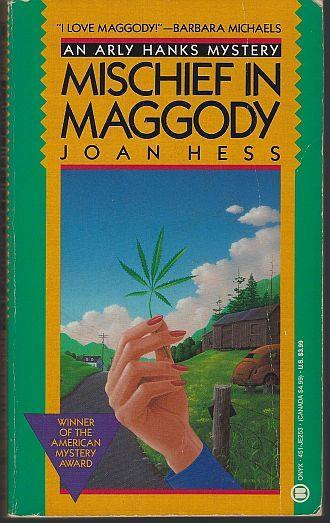 MISCHIEF IN MAGGODY, Hess, Joan
