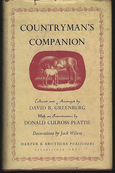 COUNTRYMAN'S COMPANION, Greenberg, David Editor