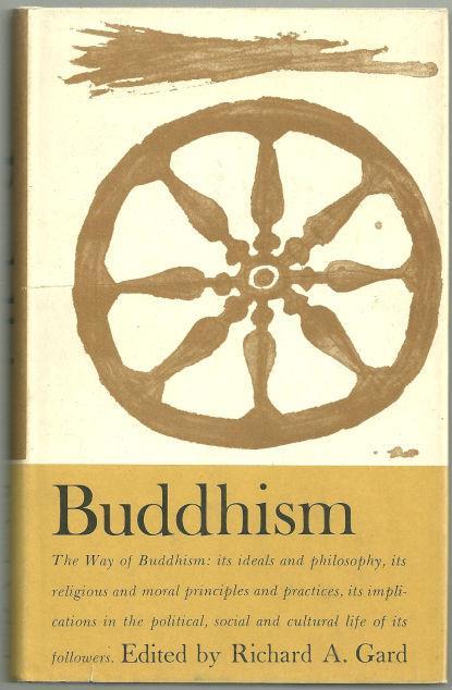 BUDDHISM, Gard, Richard editor