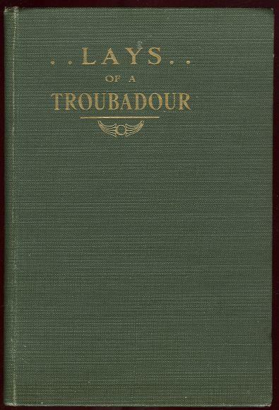 LAYS OF A TROUBADOUR Saoite Theabooma, Mulhearn, Joe