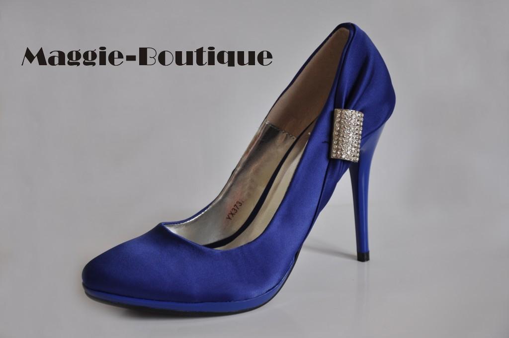 blue satin platform wedding shoes uk 2 3 4 5 6 7 7 5 ebay