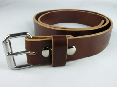 1 1 2 Quot Heavy Duty Leather Work Belt Amish Handmade Ccw Gun