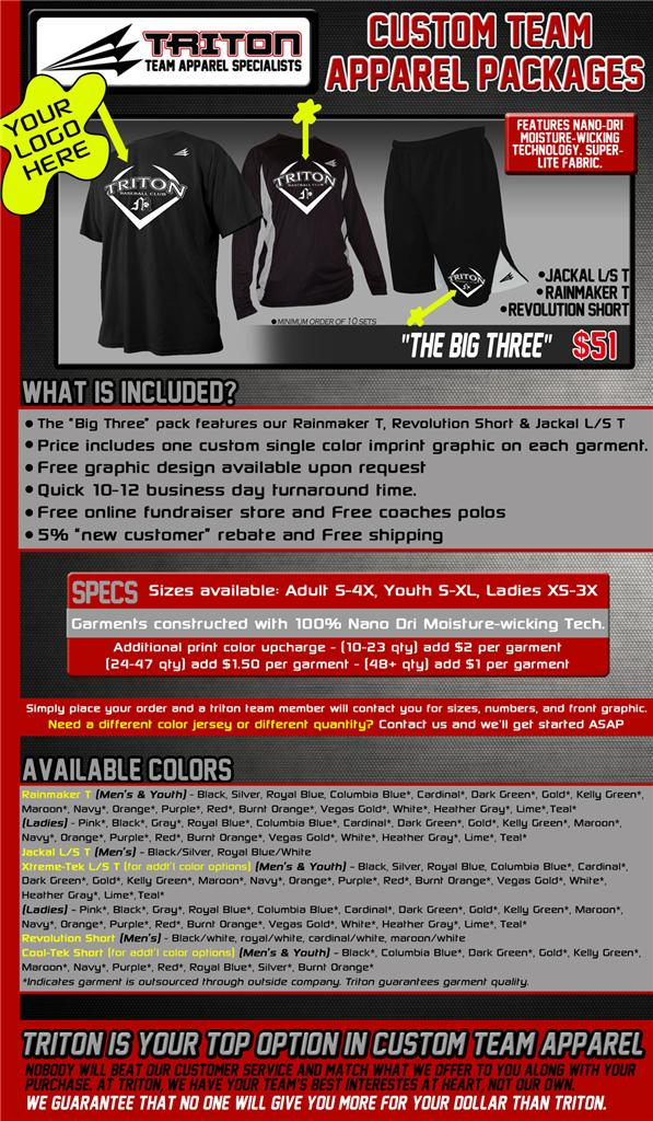 Volleyball Team Wear Packages - AllVolleyball.Com - volleyballs