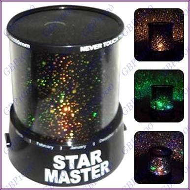 Проектор звездного неба star master mini