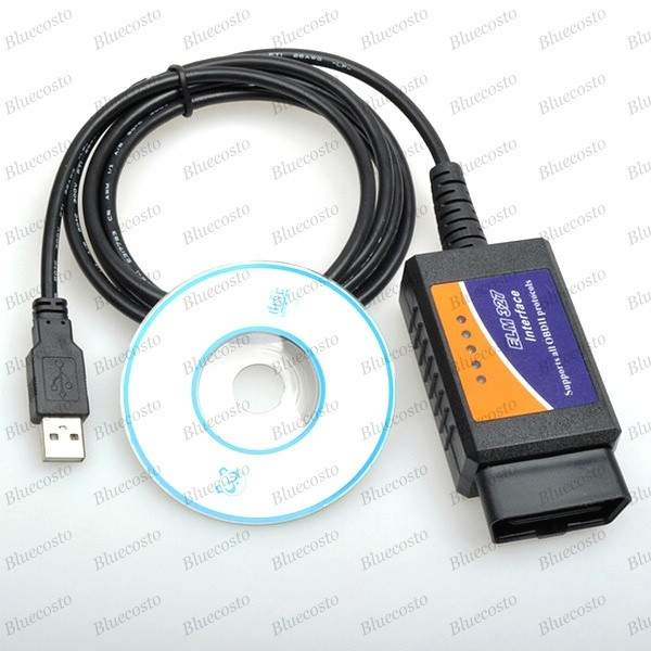 how to connect obd2 to your computer to scan
