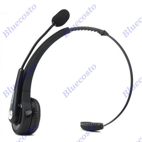 new wireless bluetooth headset mic call center telephone operator dialing voice ebay. Black Bedroom Furniture Sets. Home Design Ideas