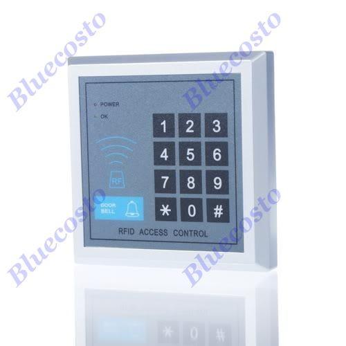 single door rfid proximity entry lock password keypad access control system n. Black Bedroom Furniture Sets. Home Design Ideas