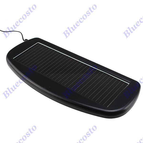 ... Solar Power Panel Battery Charger for Car Truck RV Boat Motorcycle New