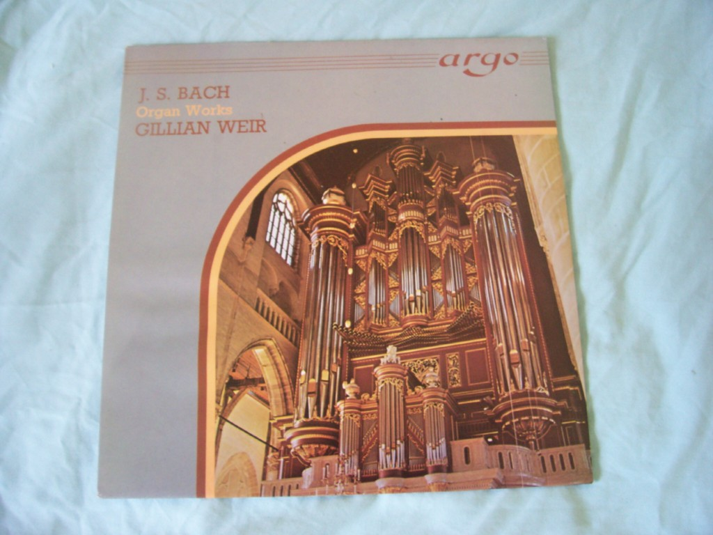 Bach Organ Works