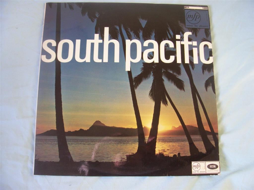 VARIOUS ARTISTS - South Pacific OST - LP