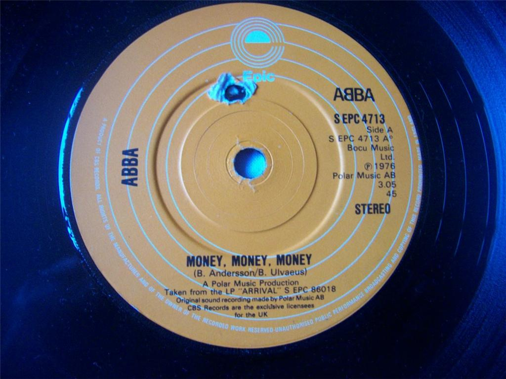 Abba - Money Money Money Album