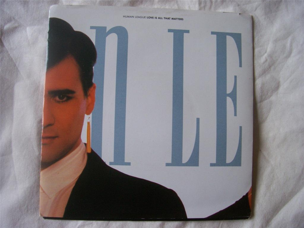Human League - Love Is All That Matters LP