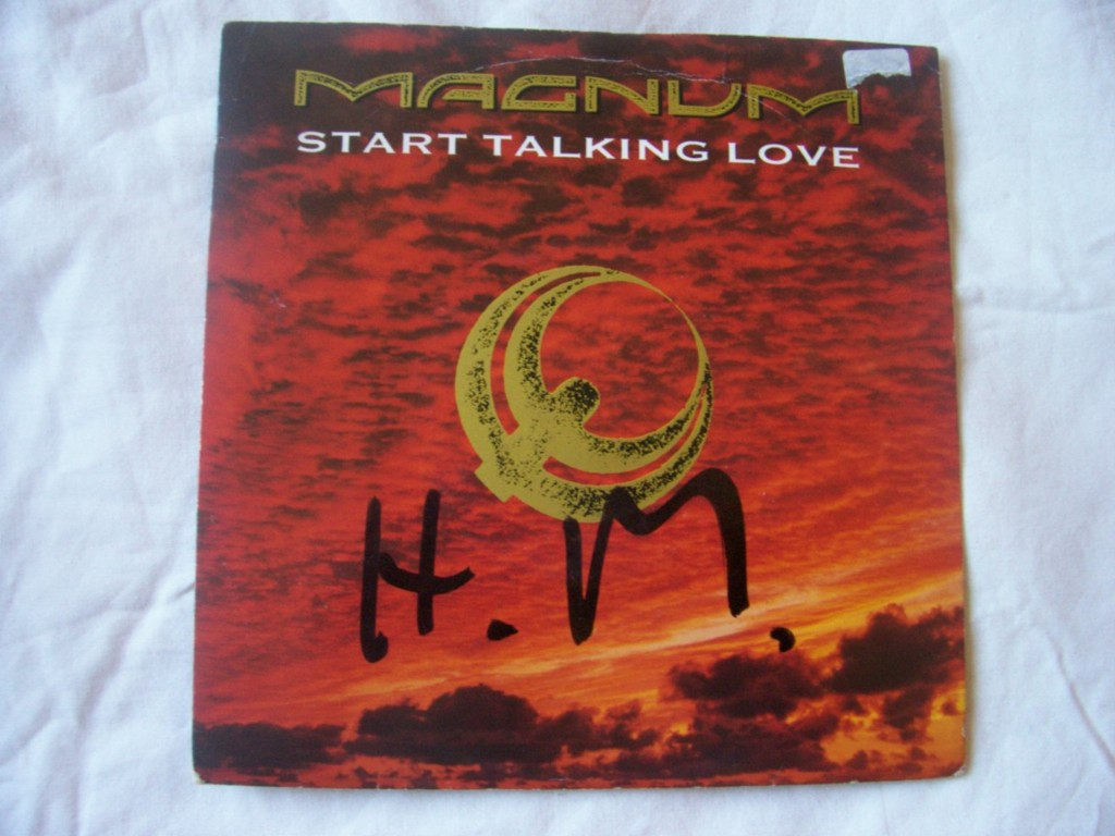 Start Talking Love - Magnum