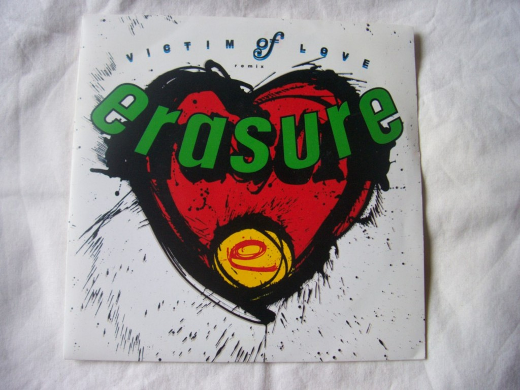 Erasure - Victim Of Love Album