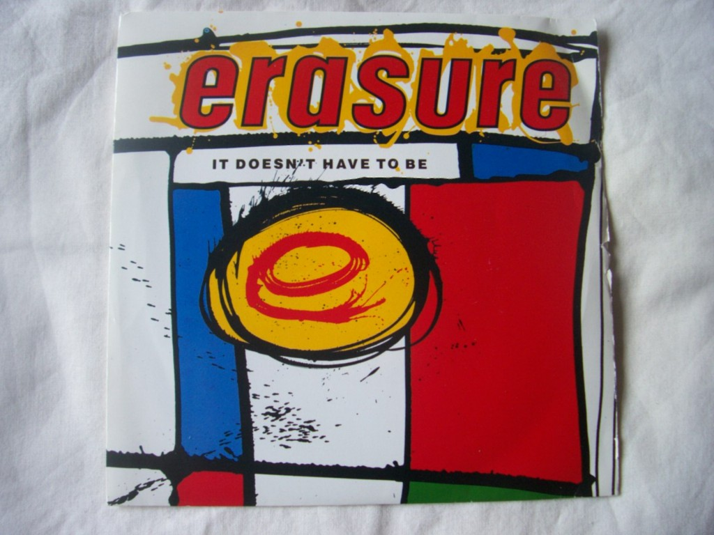 Erasure - It Doesn't Have To Be Album