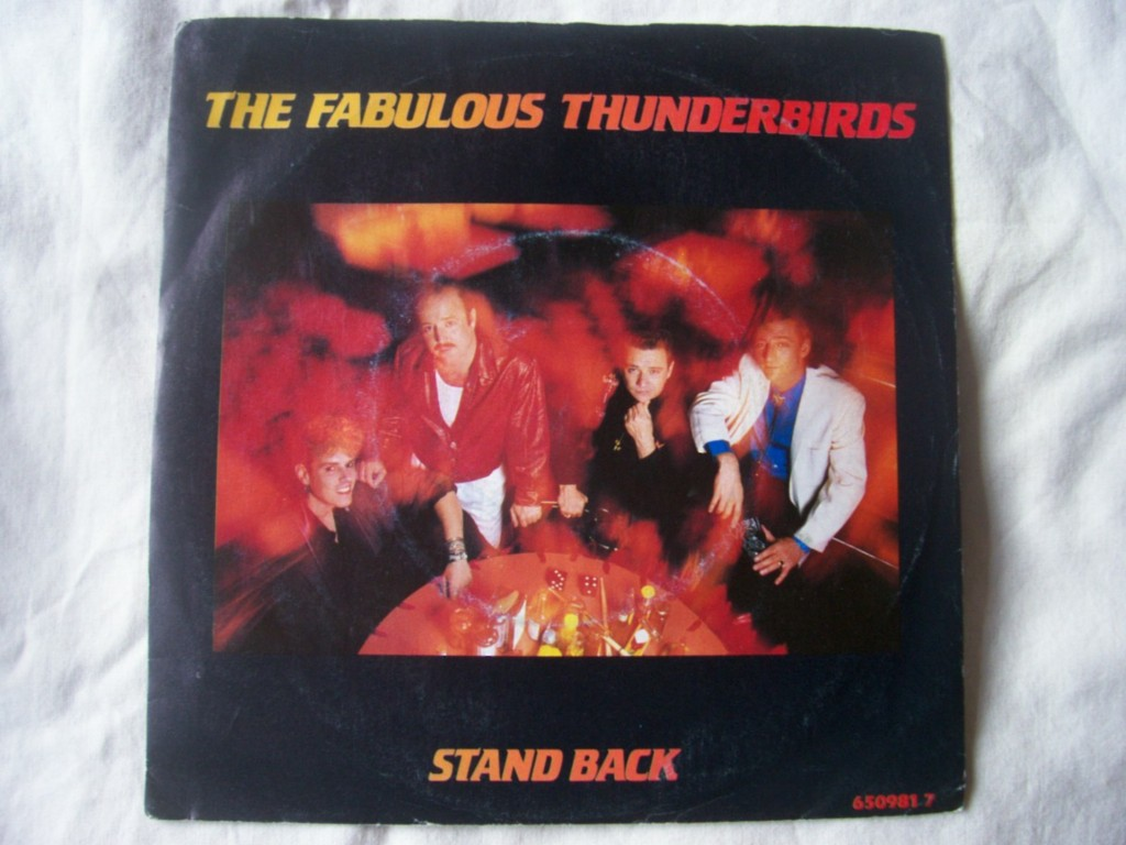 Fabulous Thunderbirds - Stand Back