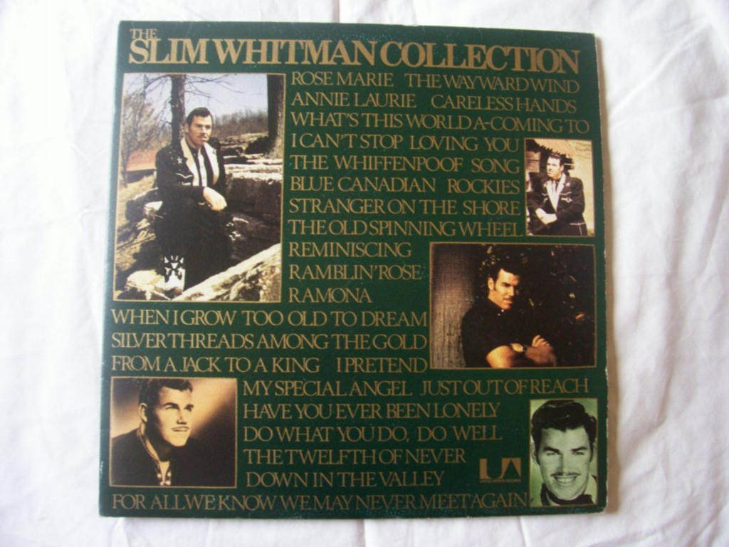 The Slim Whitman Collection