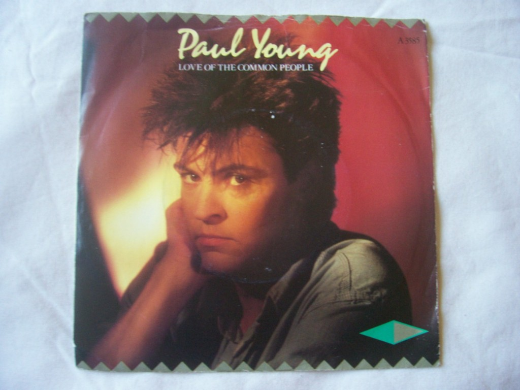 Paul Young - Love Of The Common People Single