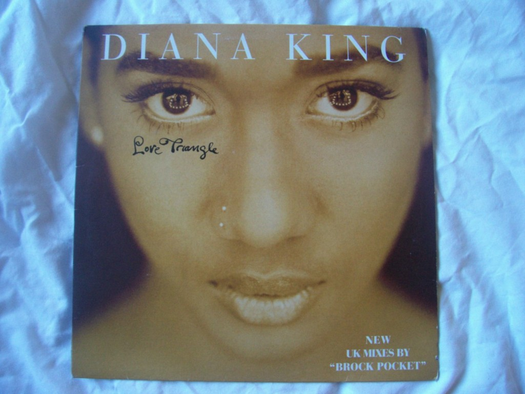 Diana King - Love Triangle EP