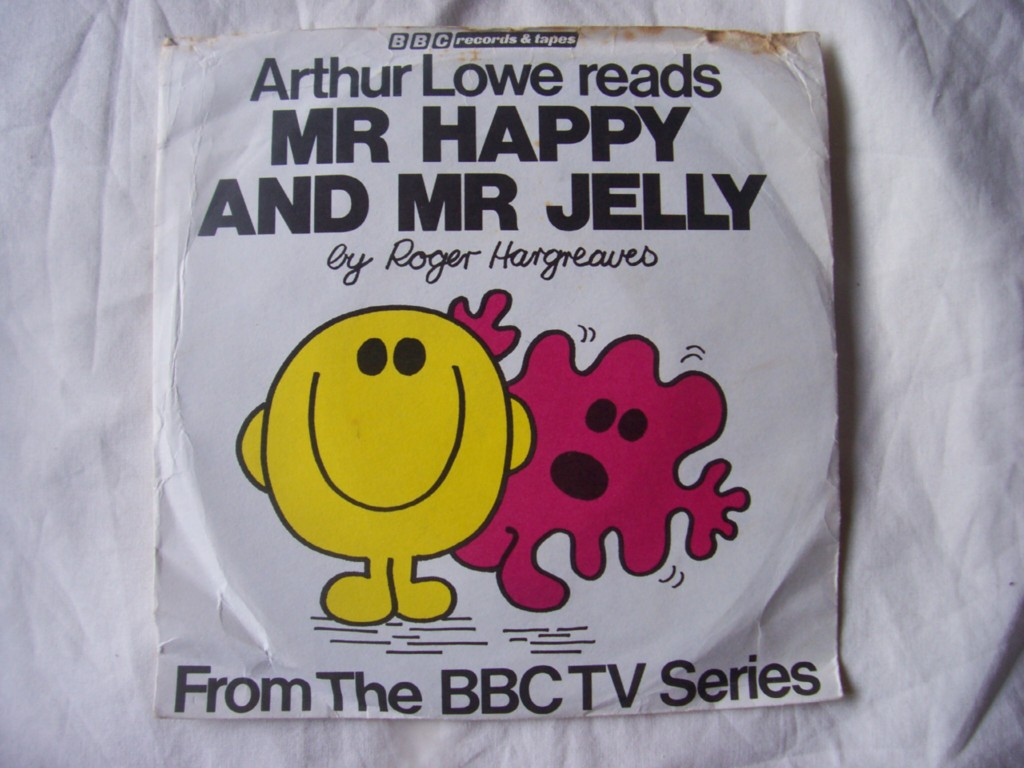 Mr Happy And Mr Jelly