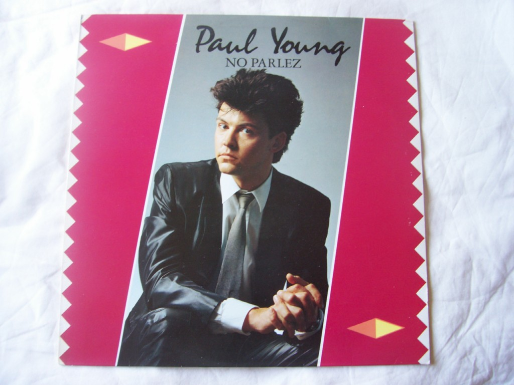 Paul Young - No Parlez Record