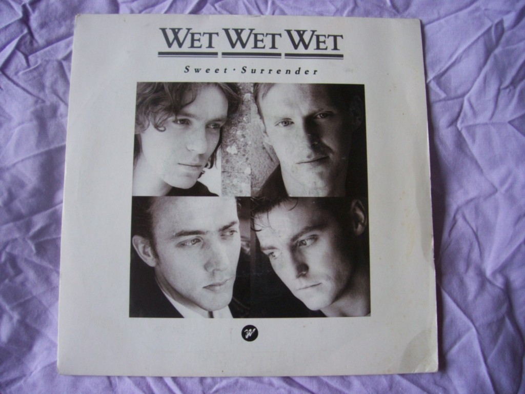 Wet Wet Wet - Sweet Surrender Album