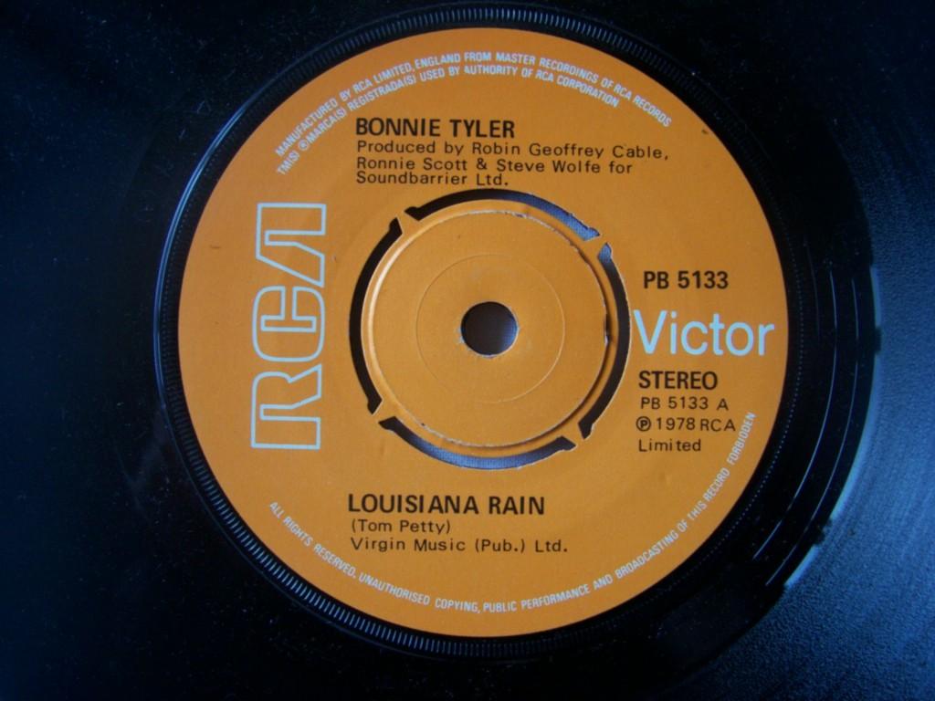 Bonnie Tyler - Louisiana Rain