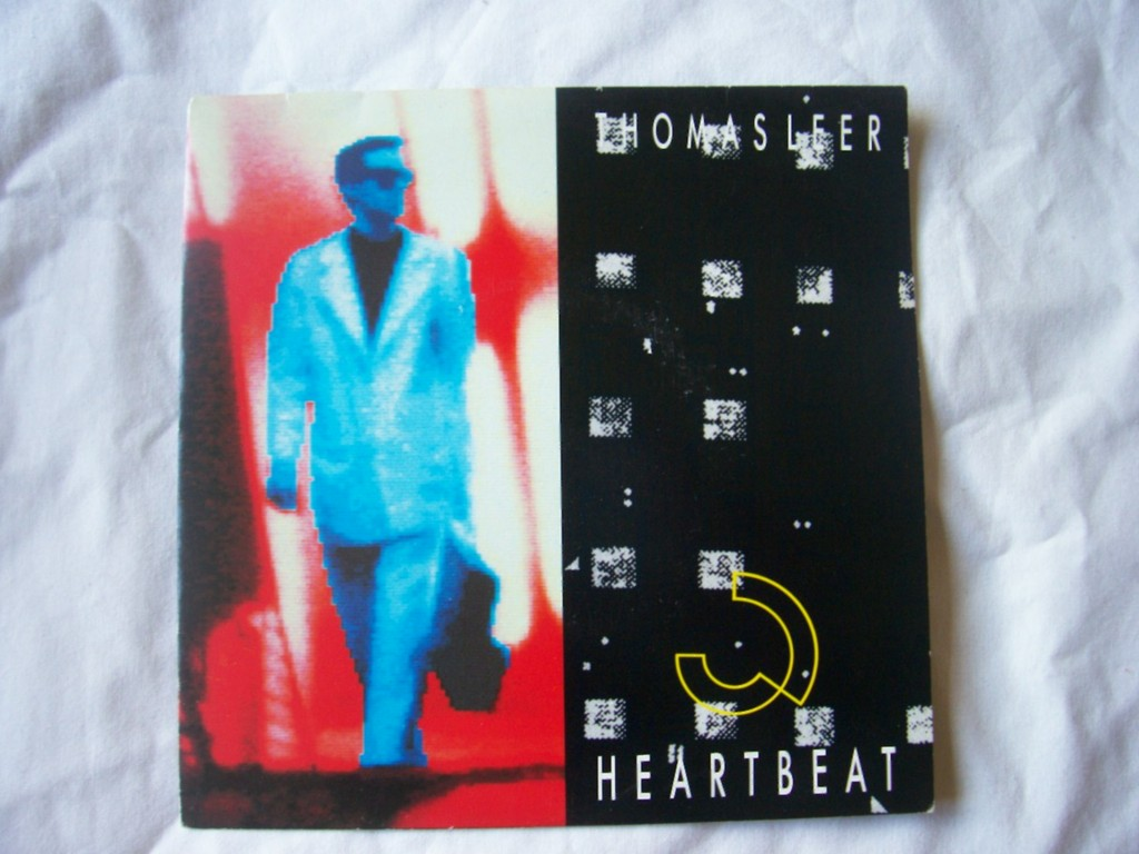 Thomas Leer - Heartbeat Album