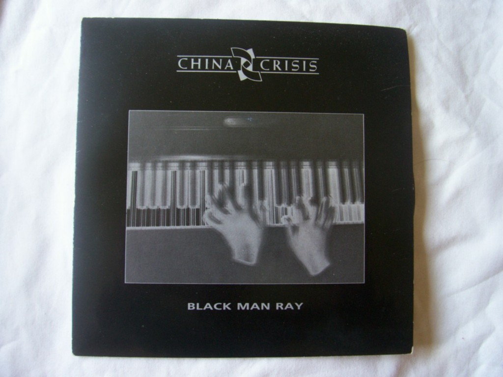 China Crisis - Black Man Ray Record