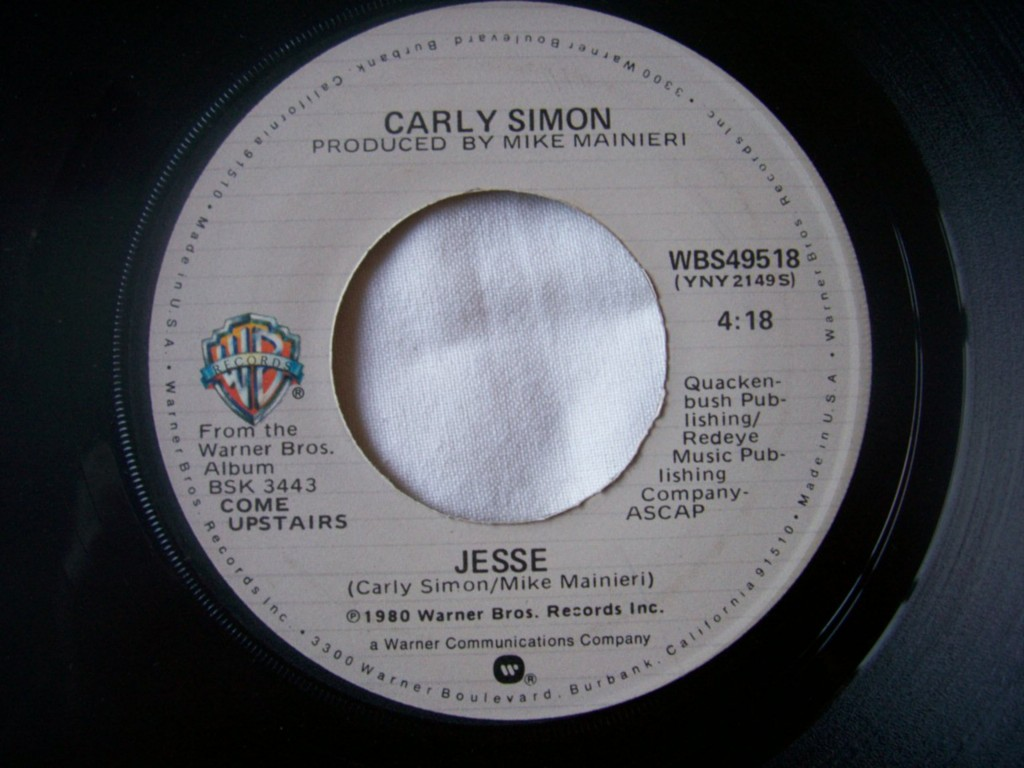 Jesse / Stardust - Carly Simon
