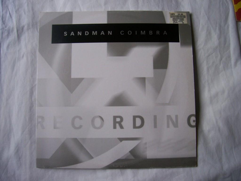SANDMAN - Coimbra - 12 inch 45 rpm