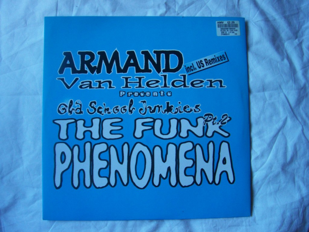 Armand Van Helden Presents Old School Junkies - The Funk Phenomena Pt 2